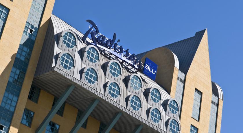 Radisson BLU Astrid Hotel 7