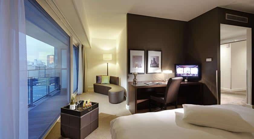 luxe hotel antwerpen