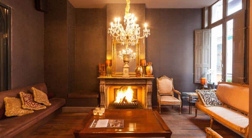 romantisch hotel antwerpen